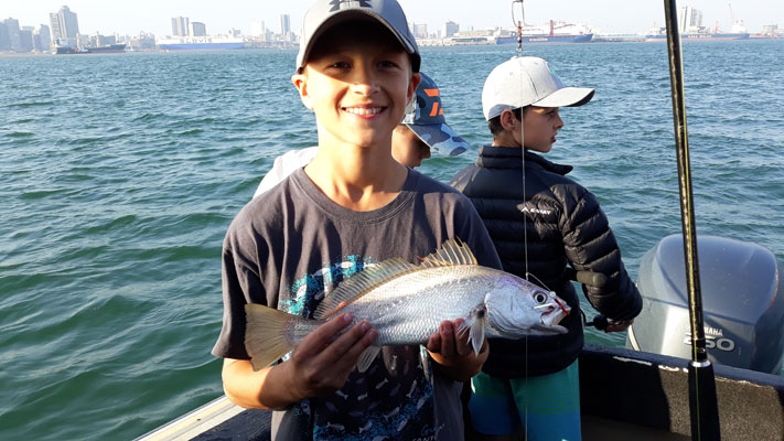 Durban Kids Fishing Trips