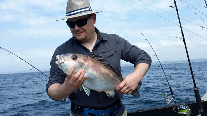 Mini Deep Sea Fishing Durban