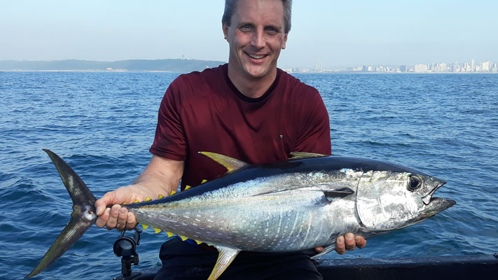 Durban Tuna Fishing